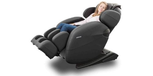 Zero Gravity Full Body kahuna Massage Chair Recliner LM6800 with Yoga