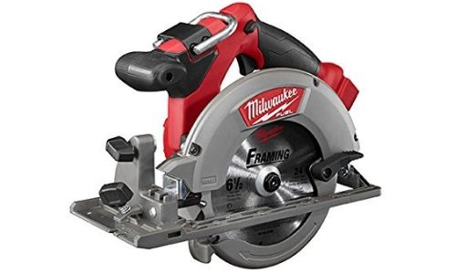 This cordless circular saw gives a whopping power of 5000rpm