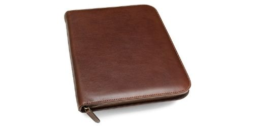Personalized Leather Padfolio for sale