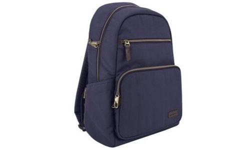Travelon Anti Theft Courier Slim Backpack – Runner Up