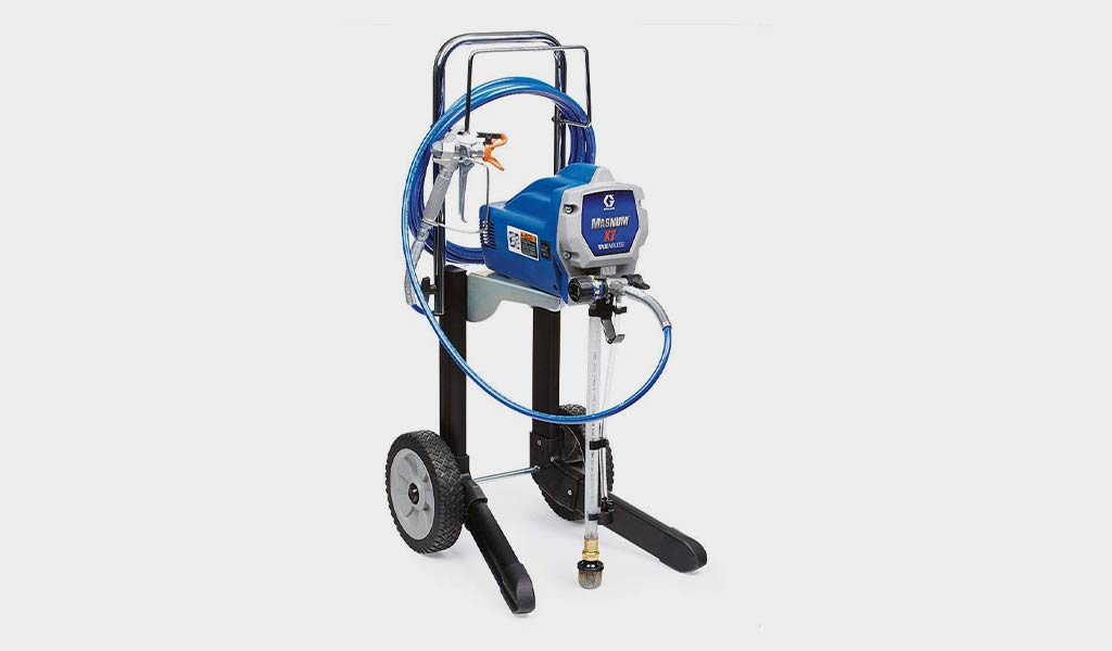Graco Magnum Two Wheeler Airless Paint Sprayer