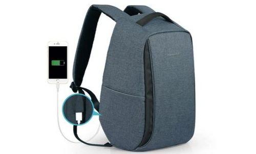Hanke Anti Theft Travel Backpack – Mr. Techy