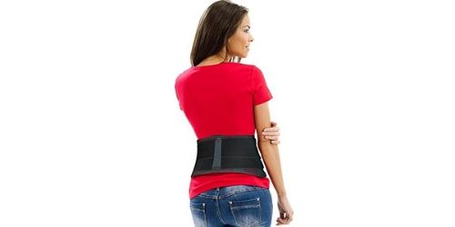 Belt for Lower Back Pain relief best back braces