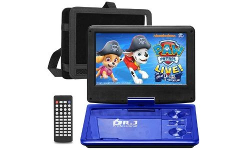 Also referred to as the private theatre, the DR. J Portable DVD Player is the go-to product i