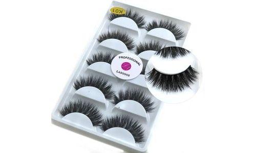 LASGOOS Siberian Fur Eyelash Extensions