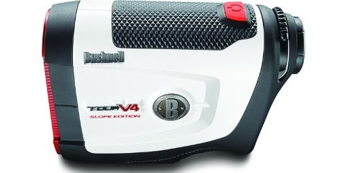 Bushnell Golf Tour V4 Slope Laser Rangefinder