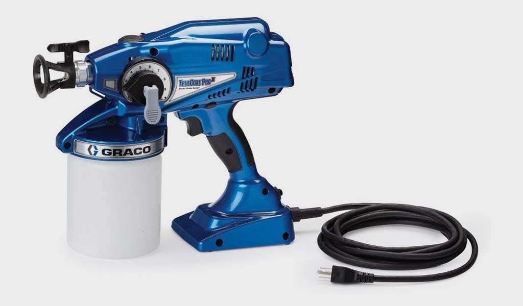 Graco 16N673 Electric Airless Paint Sprayer-TrueCoat Pro
