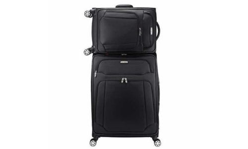 Stacklt spinner luggage set from Samsonite