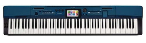 Next up on our list is the Casio PX560BE digital stage piano