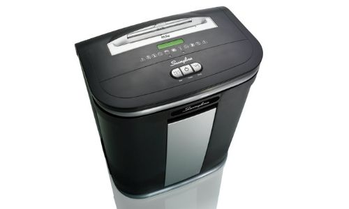 This is one of the best paper shredders 2019 from Swingline; a company known for their products in the market.