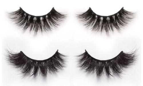 Alluring 3D Mink Eyelash Extensions