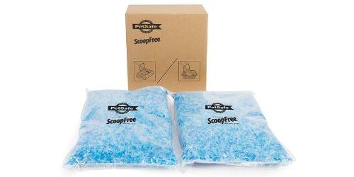ScoopFree Blue Crystal