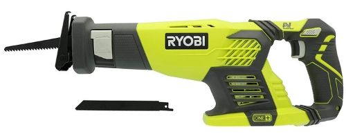 This is the best reciprocating saw from Ryobi as it comes with plenty of features