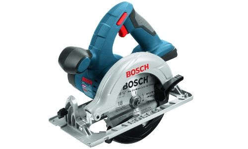 There are two major and distinctive reasons for this cordless circular saw