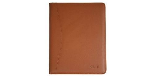 Leather Writing notebook by ROYCE LEATHER