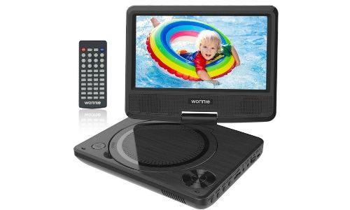 The WONNIE Kids Portable DVD Player