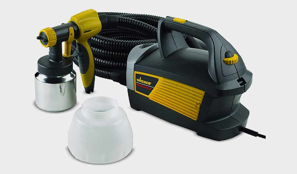 Wagner Spraytech Control Spray Max-Corded HVLP Paint Sprayer
