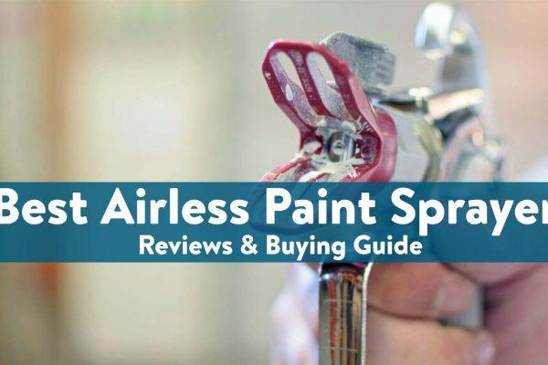 best Airless Paint Spryer