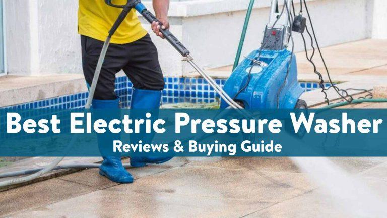 best Electric Pressure Washer
