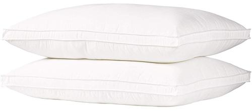 Firm Exquisite Hotel Luxury Plush Down-Alternative Pillows