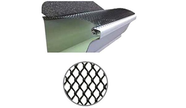 Ultra Flo Leaf Guard Gutter Protector