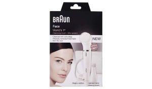 Braun Facial Brush