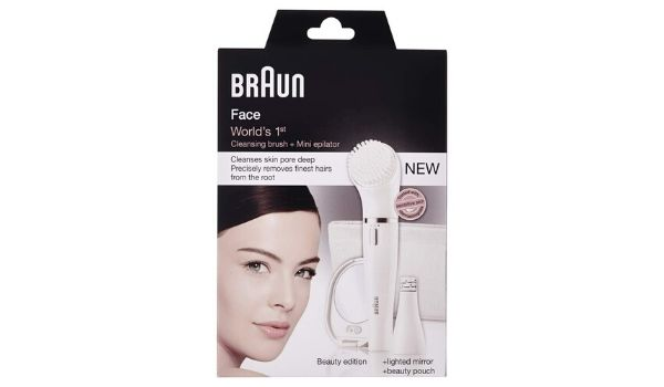 Braun Facial Brush