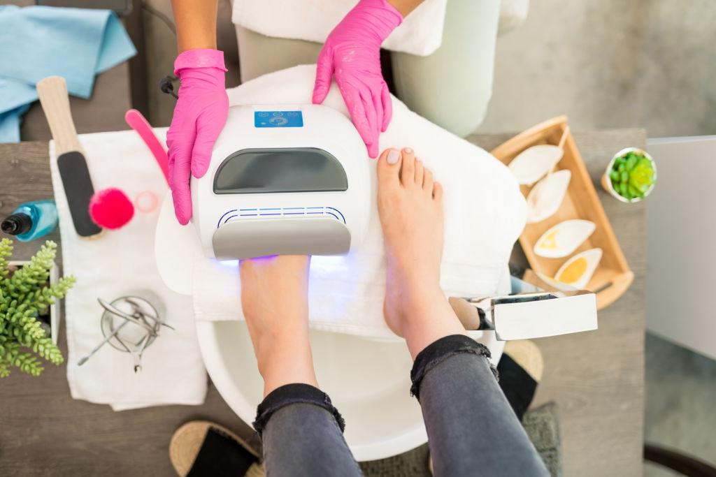 Dr. Scholl's Invigorating Pedicure Foot Spa