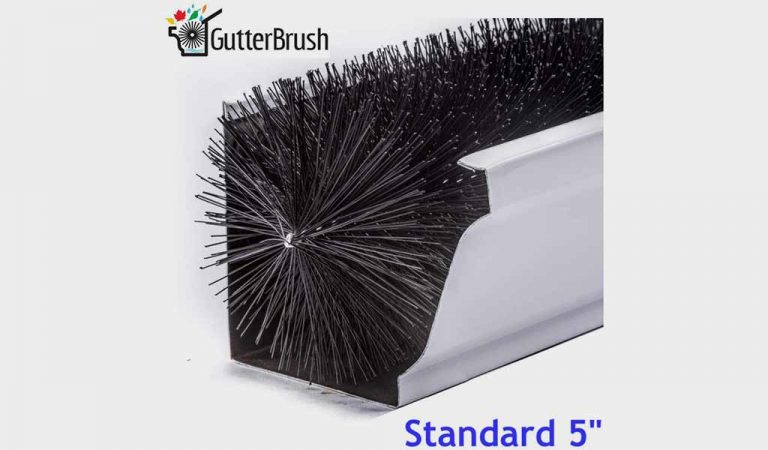 GutterBrush Simple Gutter Guard