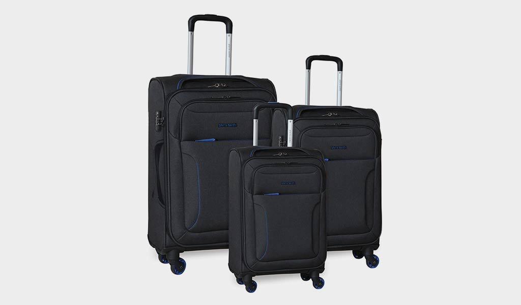 Expandable Grey Luggage - PC2790 GREY