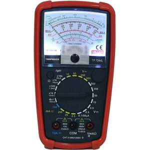 Tekpower TP7244L 7-Function 20-Range Analog Multimeter With Back Light with Strong