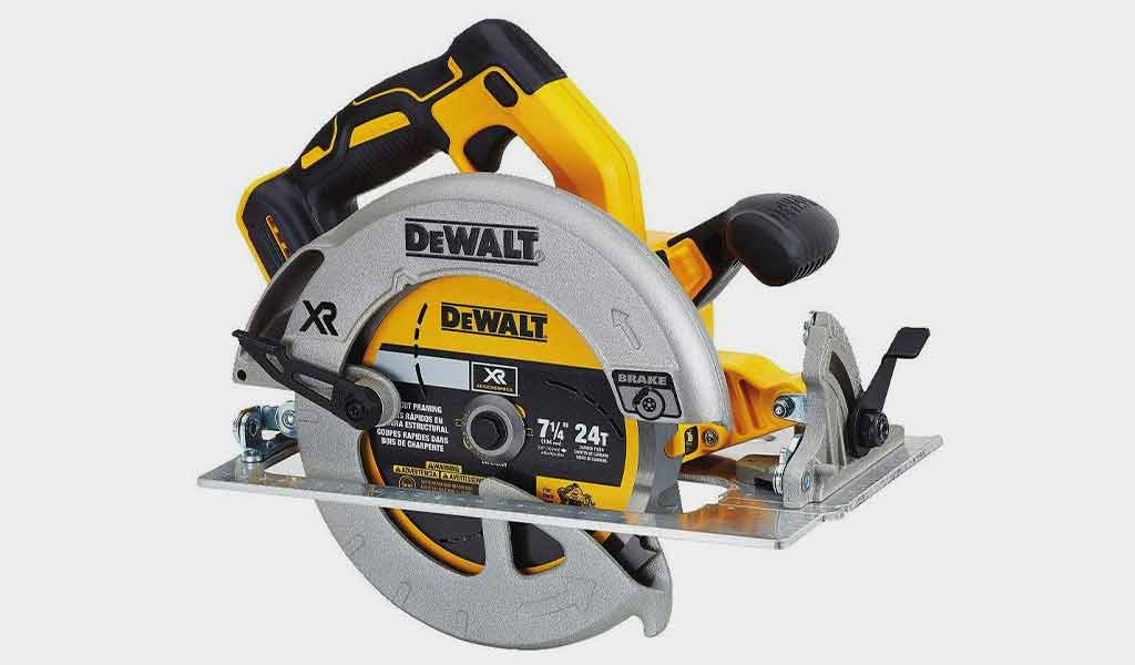 DEWALT DCS570B Cordless Circular Saw with Brake