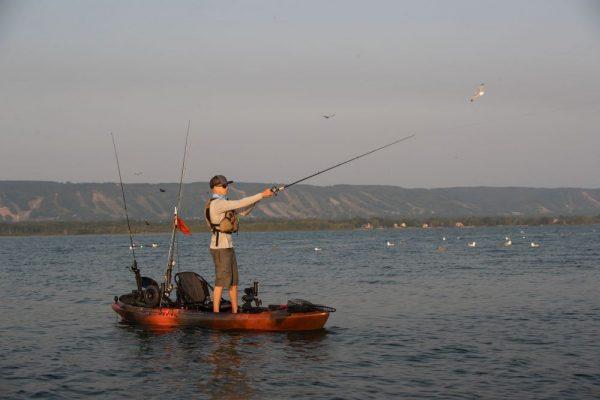 best type of fishing Kayak