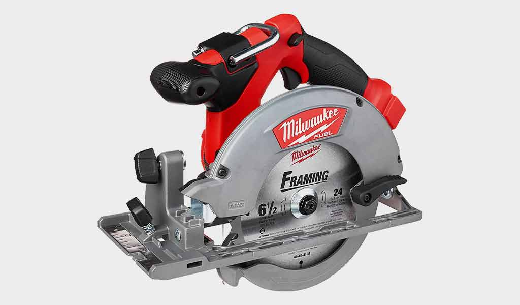 Milwaukee Circular Saw, Brushless