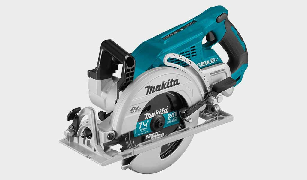 Makita XSR01PT 18V x2 LXT Lithium-Ion (36V) Brushless Cordless Rear Handle