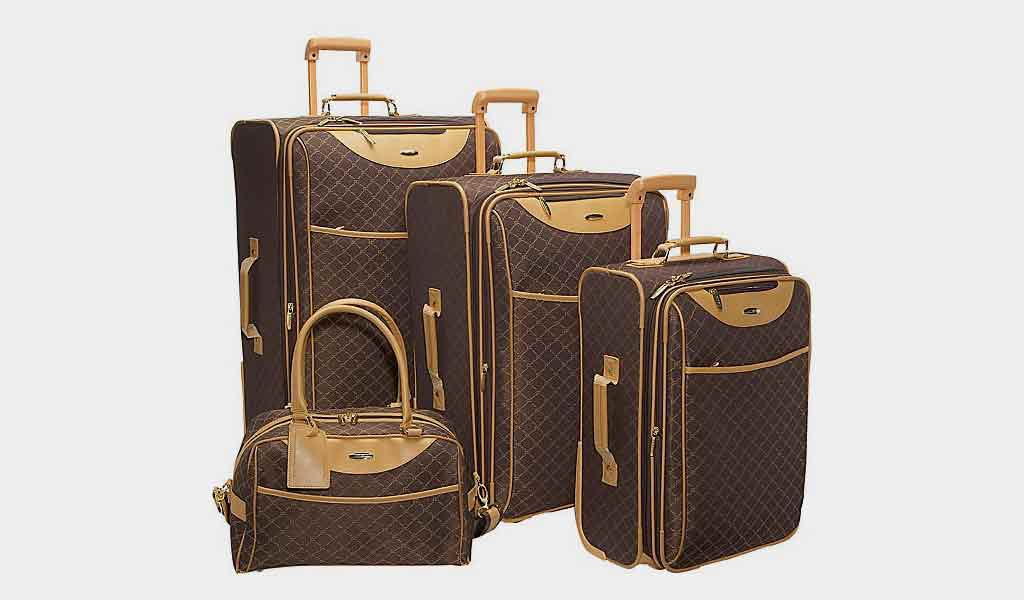 Signature 4-Piece Expandable Luggage Set 19004RX