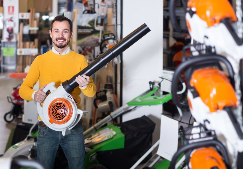 An Amazing Device to Clean Your Yard - Leaf Blower