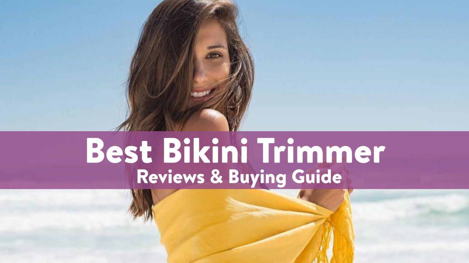 best Bikini Trimmer