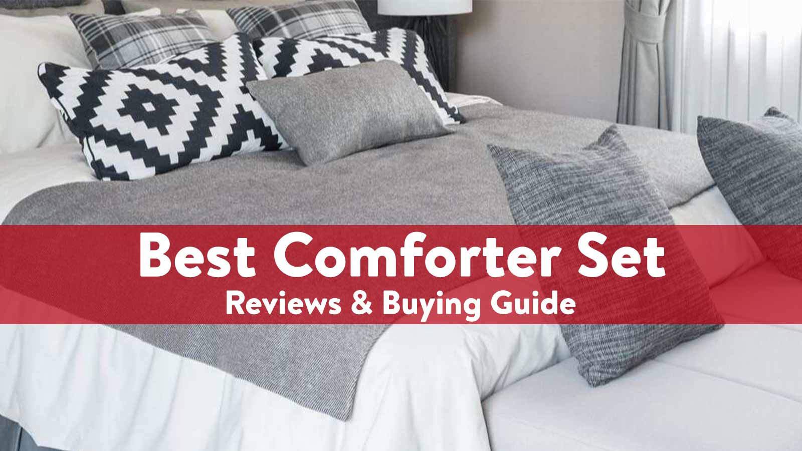 10 Best Comforter Sets Of 2021 For Queen And King Size Bed