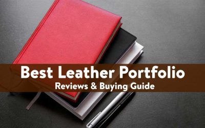 best Leather Portfolio