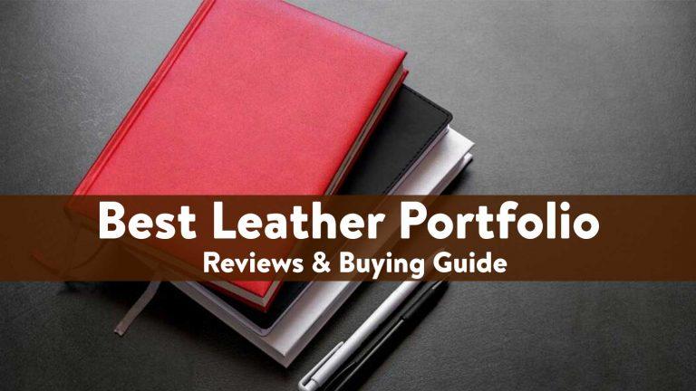 best Leather Portfolio