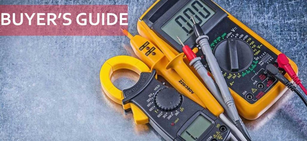 Multimeter Buyers Guide