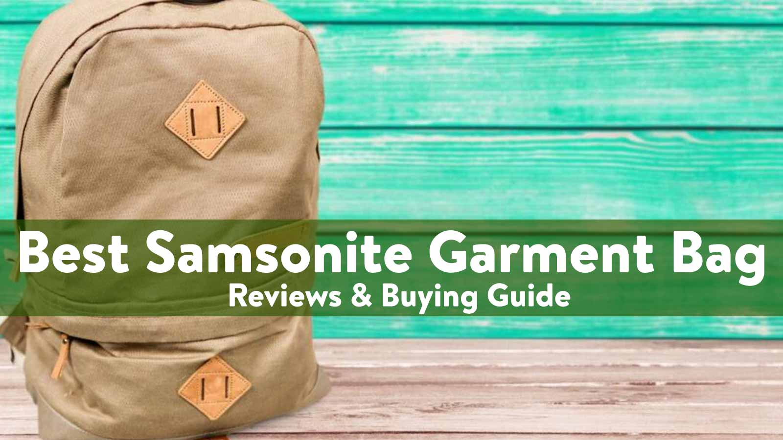 best Samsonite Garment Bag