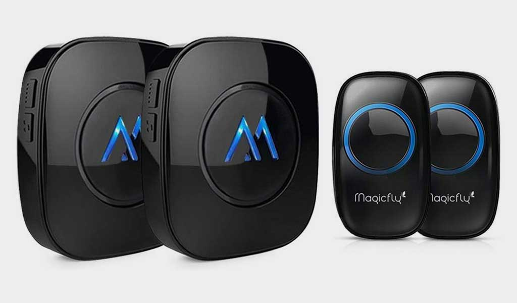 Magicfly Expandable Wireless Doorbell Kit
