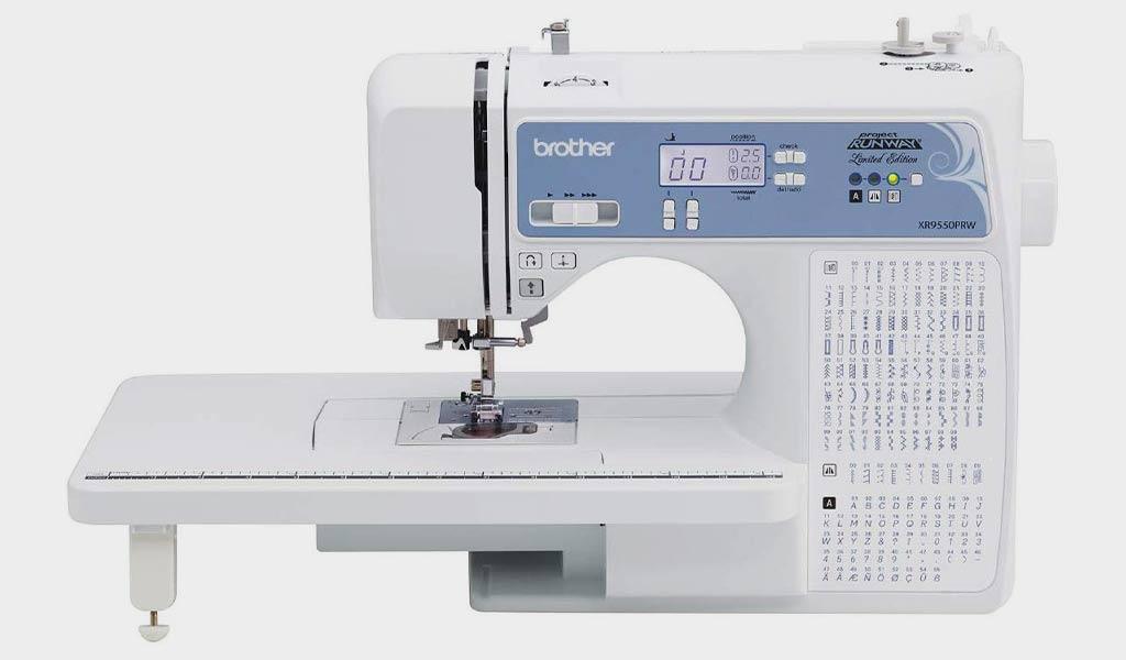 Brother, Computerized Machine, XR9550PRW