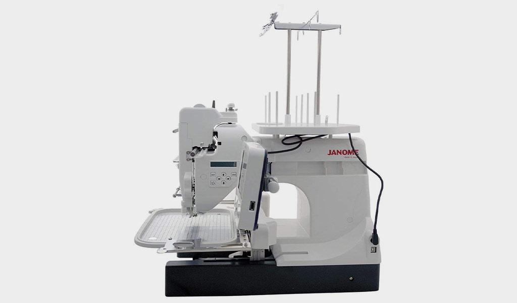 Janome MB-7 Embroidery Machine (Renewed)
