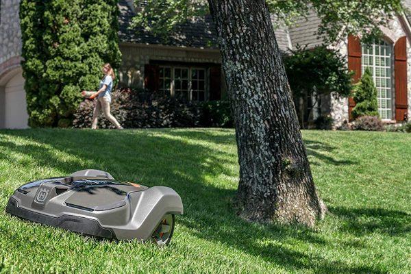 HA 430X Robotic Lawnmower