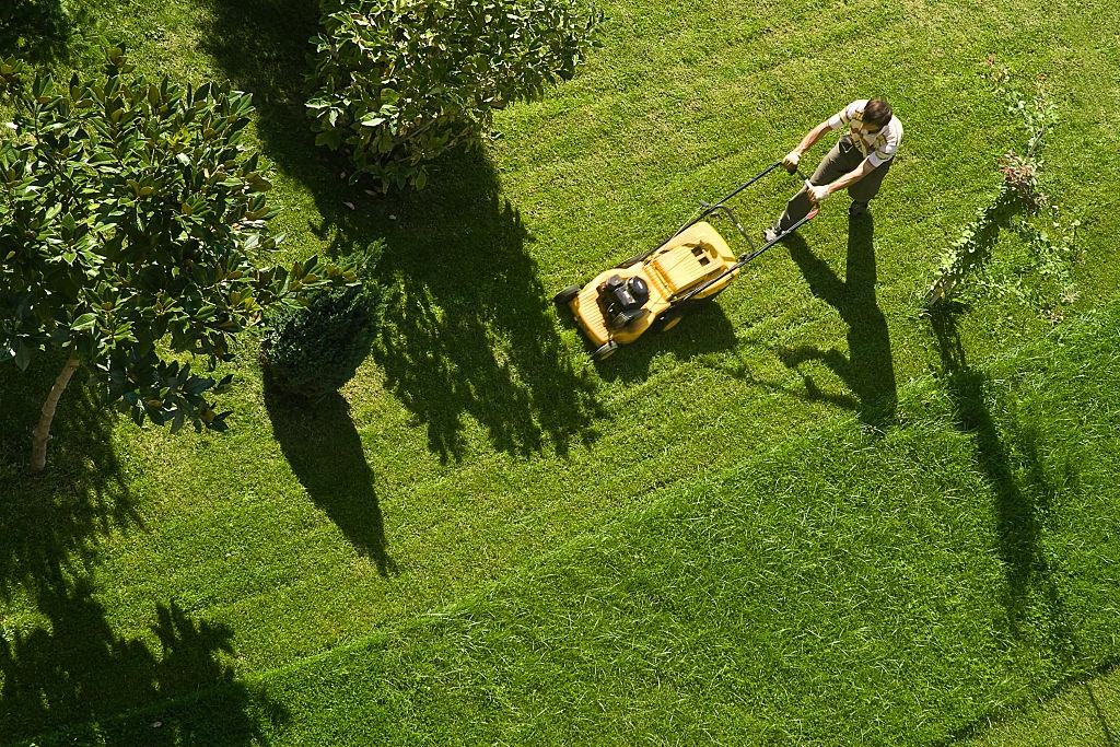 Reduce the effort of the mowing Activity
