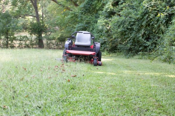essential features of zero turn mowers
