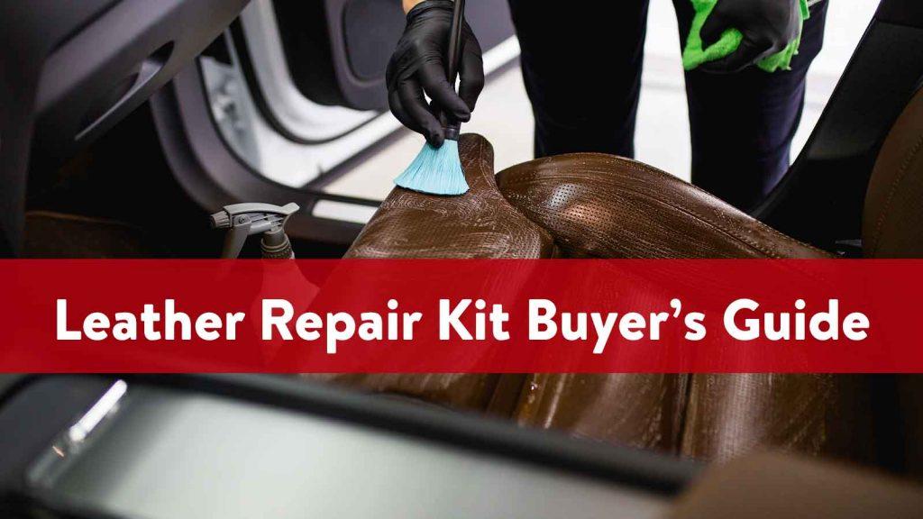 Best Leather Repair kit Buyer's Guide